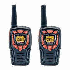 Cobra AM845 Walkie Talkie 10 km de largo alcance Vox 2-Way PMR 446 Radio paquete doble par