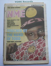 NEW MUSICAL EXPRESS NME - November 5 1988 - TODD TERRY / BILLY BRAGG