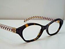 de59ea94fe Authentic TORY BURCH TY2044 1322 Tortoise Clear Pattern Eyeglasses Frame   189