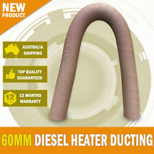 NEW 60mm Heater Duct Hot & Cold, Air Ducting For Diesel Heater Webasto, Dometic