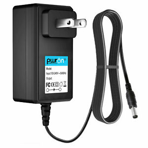 PwrON AC Adapter Charger for Arlo Netgear MU18-D120150-A1 Security Camera System