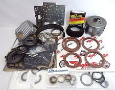 700R4 Performance Rebuild Kit w/ Pistons Stage-1 Clutches Kolene Steels 1987-93