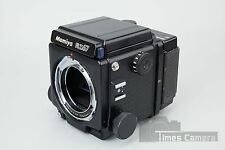 Mamiya RZ67 Professional Medium Format Film Camera w/ Pro 120 Film Back Magazine