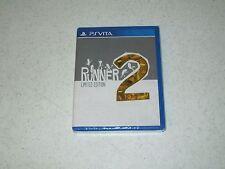 Runner 2 Future Legend Of Rhythm Alien PS Vita Limited Run #43 PAX East Variant