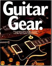 Guitar Gear Expert Description Analysis Advice from Guitar Player Magazine