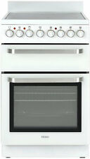 NEW Haier HOR54B7MSW1 54cm Freestanding Electric Oven/Stove