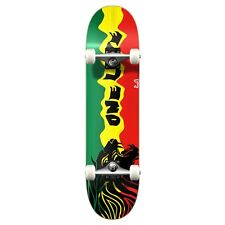 Yocaher Complete Rasta 2 Skateboard