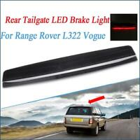NEW Rear Tailgate Spoiler Brake Light LED Stop For Range Rover L322 Vogue 02-12