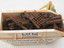 "DUHA Ladegut Spur H0 11563 C - Ladeguteinsatz für Container ""Schrott"""