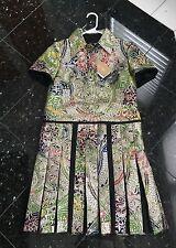 Burberry London  Prorsum Paisley & Floral Jacquard Dress NWT $2995  4 SOLD OUT