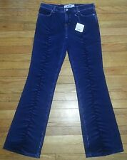 Moschinos Jeans Donna Designer Jeans Sz 30 31x33 Blue NWT p2549