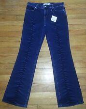 Moschinos Jeans Donna Designer Jeans Sz 30 31x33 Blue NWT p2549