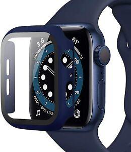 Hülle für Apple Watch Series 4 5 6 Schutzhülle Case 40mm 44mm Display Schutz