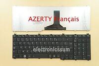 Français AZERTY Clavier Pour Toshiba Satellite (Pro) C650 C650D C660 C660D Série