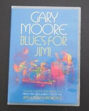 Dvd Sampler 12 Titres Gary Moore Blues For Jimi