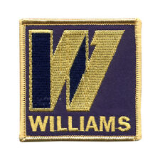 Williams F1 Embroidered Patch