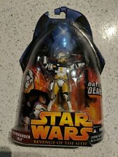 Star Wars ROTS Commander Bly Yellow Armpits Variant #57