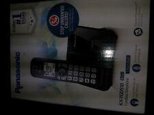 PANASONIC KXTGD510b DECT 6 one handset