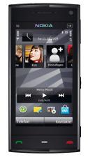 NEUF NOKIA X6 - 16 Go bloqué sur SFR Bluetooth - XP music - GPS intégré - WiFi
