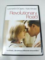 Revolutionary Road Leonardo DiCaprio Kate Winslet - DVD Español Ingles - AM