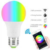 Lamp Holder / Wifi Smart LED Light Bulb for Amazon Alexa Google Home App Control