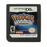 Pokemon Diamond Version (Nintendo DS,2007) Game Card For DS 3DS Christmas Gift