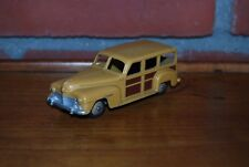 DINKY TOYS PLYMOUTH BREAK WOODY REF 344 DE 1950  SCALE 1/43