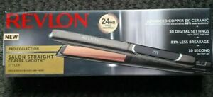 Revlon Pro Collection Salon Straight Copper Smooth - Hair Styler RVST2175UK