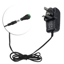 UK Main 12V / 2A Power Supply Adapter Switching AC 100-240V for 3528/5050 LIGHTS