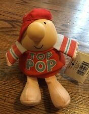 Ziggy Plush Top Pop Happy Fathers Day 1993 Vintage Nice