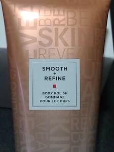 Smooth + Refine Body Polish Gommagr Hair Growth Minimizer 200ml 6.7 oz