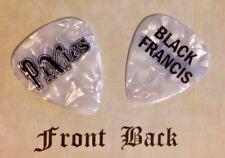 PIXIES - THE PIXIES - FRANK BLACK band signature logo guitar pick  - (w)
