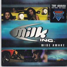 Milk Inc-Wide Awake cd single
