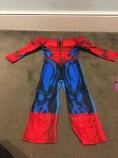 Kids spiderman costume age 5-6