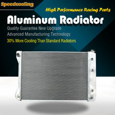1599 2ROW Aluminum Radiator For Chevrolet GMC C/G/K/P/R/V Series Jimmy 81-93