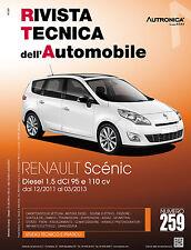 Manuale tecnico di riparazione e manutenzione dell'auto - Renault Scenic