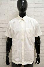 CAMEL Active per il tempo libero Camicia Camicia Shirt Uomo a Maniche Corte Colletto Kent regular fit