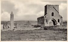 DEVENISH ABBEY LOUGH ERNE CO. FERMANAGH IRELAND VALENTINES POSTCARD No. 29521