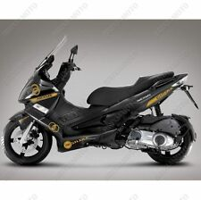 SET 12 ADESIVI CARENA GRAFICA STICKERS GILERA NEXUS 125 250 300 500 ORO