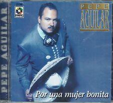 Pepe Aguilar Por Una Mujer Bonita     BRAND NEW  FACTORY SEALED CD