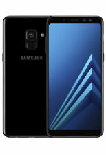 Samsung Galaxy A8 (2018) 32 GB (A530F) Black Nero Grado A+ DS Usato