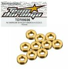 10x RC Car Truck Buggy Truggy Airplane Boat Gold Universal Spacers 6x3 x 3mm