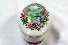 Heritage House Songs Of Love Love Is A Many Splendored Thing Musical Trinket Box