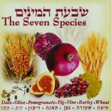 Seven Species 72 Seeds From Israel Holy Land Olive  Pomegranate Date Bonsai זית