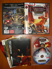 Dungeons & Dragons Online: Stormreach [PC DVD-ROM] Usado ¡¡COMPLETO!!