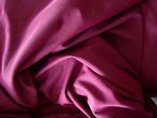 Maroon lycra fabric hi tech performance fabric 4way moisture wicking 1 yard 24