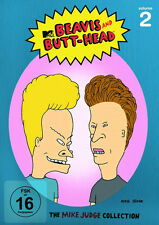 3 DVDs * BEAVIS AND BUTT-HEAD - THE MIKE JUDGE COLLECTION, VOLUME 2 # NEU OVP =
