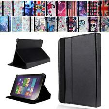 "LEATHER STAND Cover CASE For 7"" 8"" 10"" Lenovo Tab 2 / 3 / 4 Tablet + Stylus"