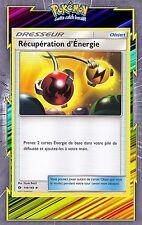 Récupération d'Energie -SL1:Soleil et Lune-116/149-Carte Pokemon Neuve Française