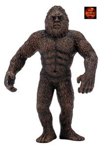 Bigfoot Yeti Toy Model Figure by Mojo Animal Planet 386511 New